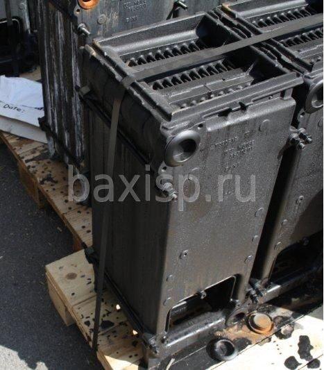 Чугунный теплообменник бакси Кожухотрубный конденсатор Alfa Laval CXP 161-M-1P Северск